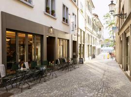 Altstadt Hotel, hotel near St. Peter Zurich, Zurich