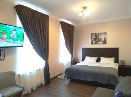 Гостиница «Бизнес Апартаменты», отель в городе Днепр