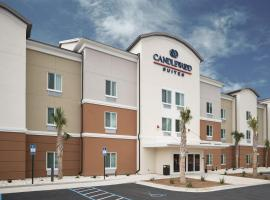 Candlewood Suites - Ft Walton Bch - Hurlburt Area, an IHG Hotel, hotel in Fort Walton Beach