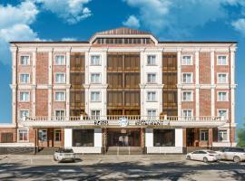 Hotel CARAT, отель рядом с аэропортом Международный аэропорт Краснодар - KRR в Краснодаре