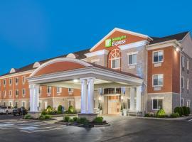 Holiday Inn Express Hotel & Suites 1000 Islands - Gananoque, an IHG Hotel, hotel in Gananoque