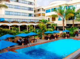 Merica Hotel, hotel in Nakuru