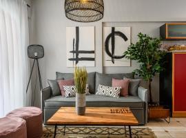 Creticum Suites, budget hotel in Heraklio Town
