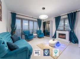 Ambasad'Or Home & Apartments, hotel din Otopeni