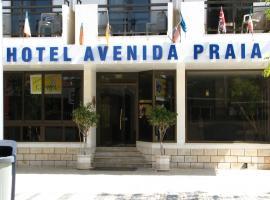 Hotel Avenida Praia, hotel en Portimão