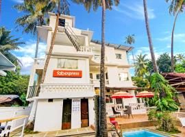 FabExpress Golden Nest Deluxe, hotel in Calangute