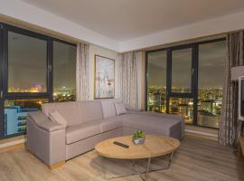 Bof Hotels Ceo Suites Atasehir, hotel in Asian Side, Istanbul