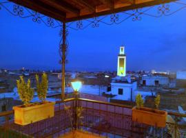 Riad Benchekroun, riad in Meknès