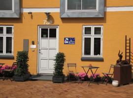 Odense City B&B, hotel i nærheden af Odense Banegård, Odense