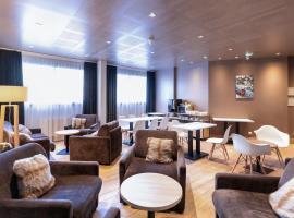 Soleil Vacances Parc Hotel & SPA, hôtel à Briançon