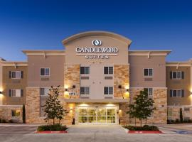 Candlewood Suites New Braunfels, an IHG Hotel, hotel near Guadalupe River Tubing, New Braunfels