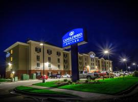 Candlewood Suites Sidney, hotel in Sidney