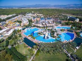 Pegasos World, отель в Сиде