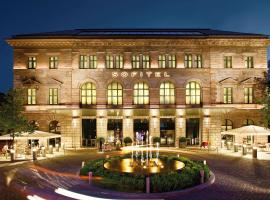 Sofitel Munich Bayerpost, hotel near Central Station Munich, Munich