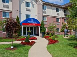 Candlewood Suites Louisville Airport, hotel near Louisville Airport - SDF, Louisville