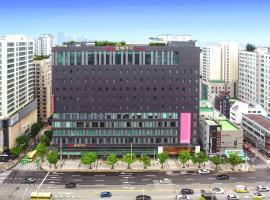 Ibis Ambassador Suwon, hotel in Suwon