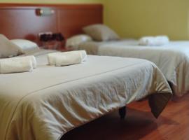 Hostal Restaurante Iruñako by Bossh Hotels, hotel cerca de Aeropuerto de Burgos - RGS,