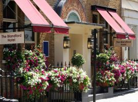 Blandford Hotel, hotel in Marylebone, London