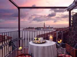 Hotel Metropole Venezia, hôtel à Venise (Castello)
