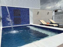 Petit Rio Hotel, hotell i Rio de Janeiro