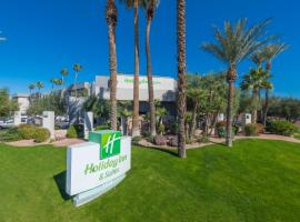 Holiday Inn and Suites Phoenix Airport North, an IHG Hotel, hotel near Phoenix Sky Harbor International Airport - PHX, Phoenix