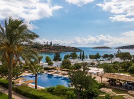 Minos Beach Art Hotel, hotel din Agios Nikolaos