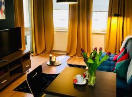 Apartamenty Teatralne – hotel w mieście Gorzów Wielkopolski