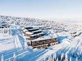 Radisson Blu Mountain Resort & Residences, Trysil, hotel in Trysil