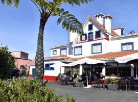 Hotel O Colmo, hotel in Santana