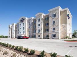 Candlewood Suites - Buda - Austin SW, an IHG Hotel, McKinney Falls State Park, Buda, hótel í nágrenninu
