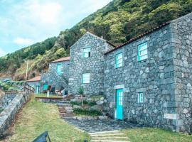Abrigo da Cascata - Casas de Campo - São Jorge, country house in Calheta