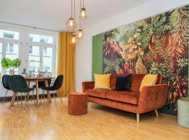 Sleepwell Apartment - Klostersuite, pet-friendly hotel in Leipzig