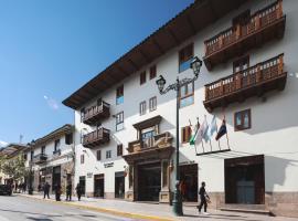 San Agustin El Dorado, hotel near Wanchaq Train station, Cusco