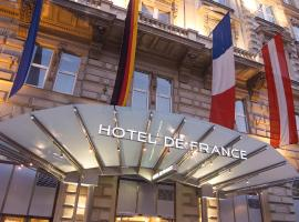 Hotel de France Wien, hotel a Vienna, Centro di Vienna