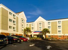 Candlewood Suites Fort Myers Interstate 75, an IHG hotel, hotel near Southwest Florida International Airport - RSW, Fort Myers