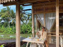 Kidem Ubud Villas, pet-friendly hotel in Ubud
