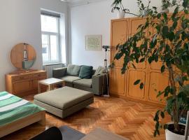 Newly renovated studio near the park and city, zasebna nastanitev v mestu Ljubljana
