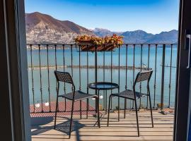 Locanda del Lago Rosmunda, hotel in Clusane sul Lago