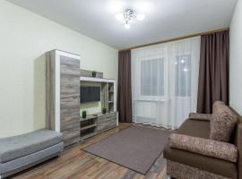 Квартира-студия на Московской 121 корпус 1, apartment in Kirov