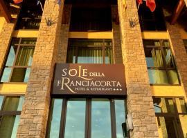 Sole della Franciacorta - Hotel & Restaurant, hotel in Capriolo