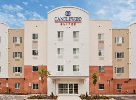 Candlewood Suites Richmond Airport, hotel near Richmond International Airport - RIC, Sandston