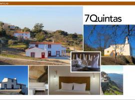 7Quintas - Marvão, country house in Marvão