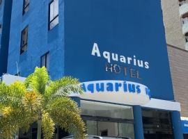 Hotel Aquarius, hotel near Dragão do Mar Cultural Centre, Fortaleza