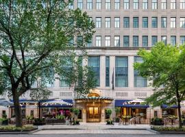 Sofitel Lafayette Square Washington DC, hotel ve Washingtonu