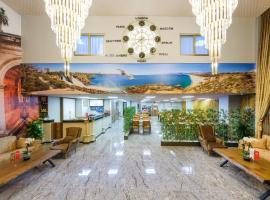 Grand Gulluk Hotel & Spa, отель в Анталье