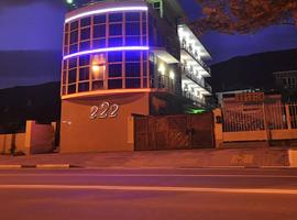 Guest house 222, hotel with jacuzzis in Gelendzhik