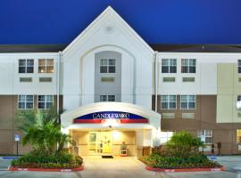 Candlewood Suites Galveston, hotel near Port of Galveston, Galveston