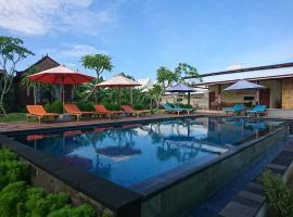 D'Muncuk Huts, hotel in Nusa Lembongan