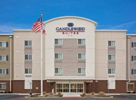 Candlewood Suites Indianapolis East, an IHG Hotel, hotel in Indianapolis East, Indianapolis
