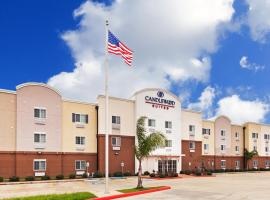 Candlewood Suites - Texas City, hotel near Port of Galveston, Texas City